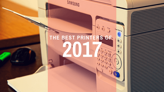 The Best Printers of 2017